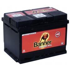 Акумулатор BANNER Starting Bull 60ah