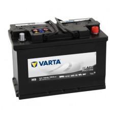 Акумулатор VARTA Promotive Black 100ah - за тежкотоварни автомобили АКУМУЛАТОРИ, Акумулатори VARTA image
