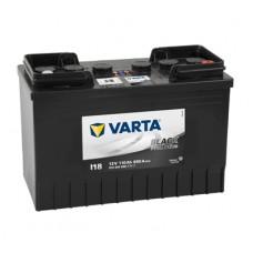 Акумулатор VARTA Promotive Black 110ah B01 - за тежкотоварни автомобили image