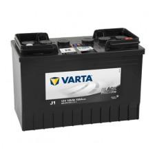 Акумулатор VARTA Promotive Black 125ah - за тежкотоварни автомобили / строителни машини АКУМУЛАТОРИ, Акумулатори VARTA image