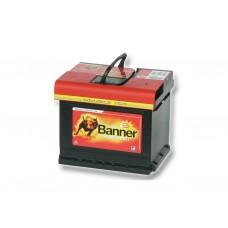 Акумулатор BANNER Power Bull