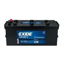 Акумулатор EXIDE Professional HD 180ah