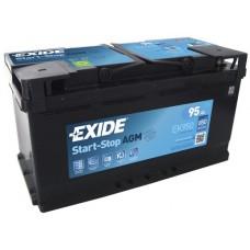 Акумулатор EXIDE AGM 95ah