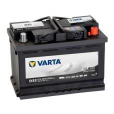 Акумулатор VARTA Promotive Black 66ah - за тежкотоварни автомобили image